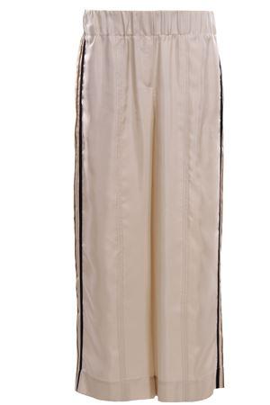 Silk pants ALYSI | 5032272 | 109131P9056LT